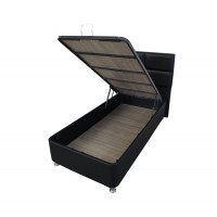 Complete single box spring with Pocket spring mattress
