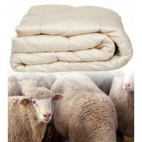 Duvet Sheep's wool 4-seasons