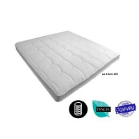Orthopedic Topper NASA memory foam Tencel