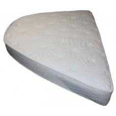 Triangular mattress to size