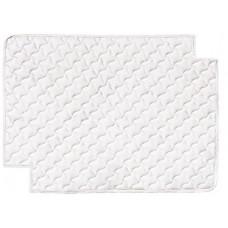 Rectangular mattress with cutout to size